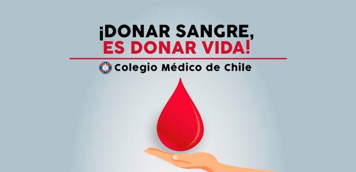 Campaña de donación de sangre en la comunidad
