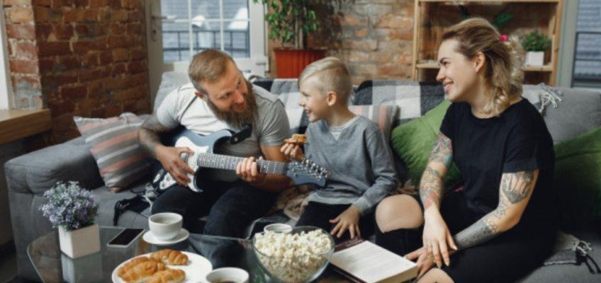 Actividades para realizar en casa con niños