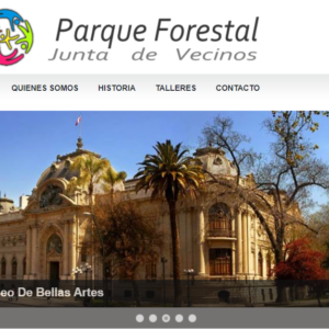 Junta de Vecinos Parque Forestal