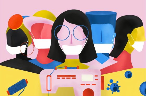 OMS: Consejos sobre cuándo y cómo usar mascarilla