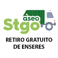 Retiro gratuito de enseres | Municipalidad de Santiago