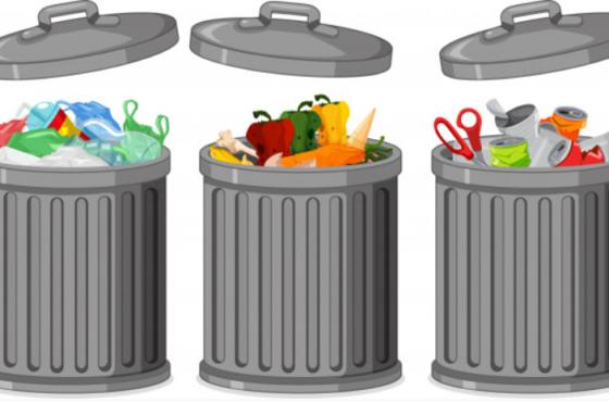 Correcta eliminación de residuos domiciliarios